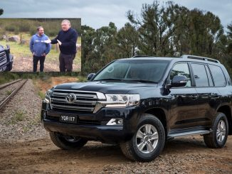toyota landcruiser review