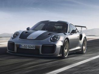 Porsche unveils fastest 911 ever