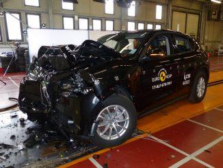 Five-star safety for Alfa Romeo Stelvio