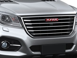 haval H9 grille front styling