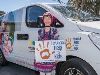 Big milestone for Hyundai Help for Kids