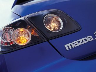 Sarah finds a Mazda3