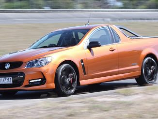 holden ss ute review
