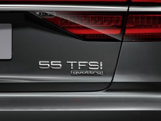 audi new model naming