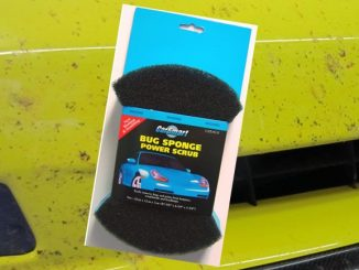 carsmart bug sponge