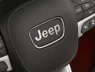 jeep steering wheel badge