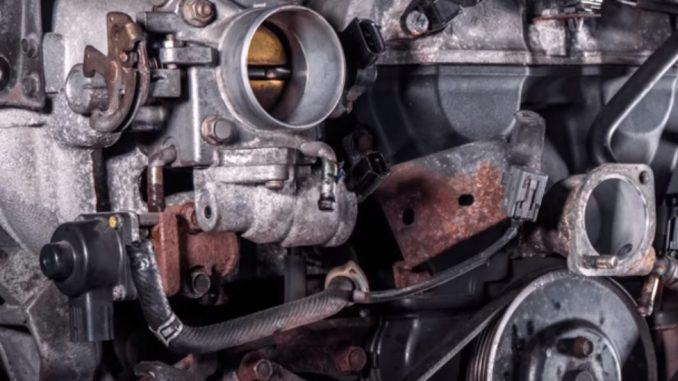 mazda mx-5 engine tear down video