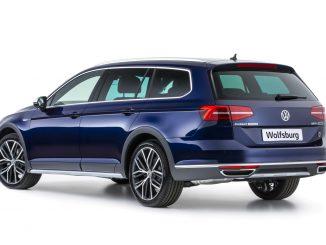 Volkswagen Passat Alltrack Wolfsburg Edition