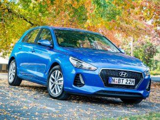 2017 hyundai i30 Active (Petrol)