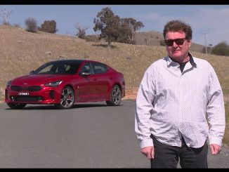2018 Kia Stinger GT Launch Video Review