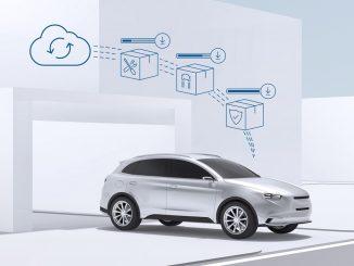 bosch car cloud updates