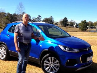 holden trax video review