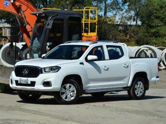 LDV T60 arrives in Australia