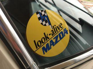 mazda look-alive