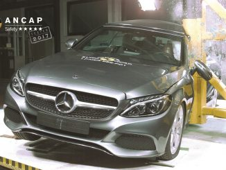 ancap crash test mercedes-benz c-class cabriolet