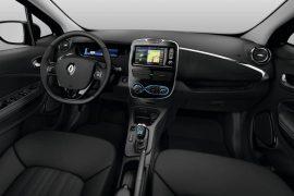 Renault ZOE on its way