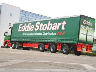 UK semi-trailer truck