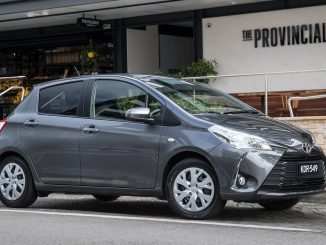 2017 Toyota Yaris SX