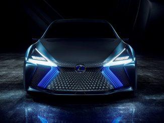 Lexus premieres LS+ Concept