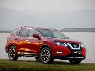 200,000 sales of the Nissan X-TRAIL