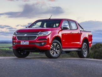 2017 Holden Colorado Review