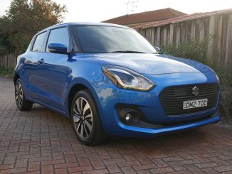 2017 Suzuki Swift GLX