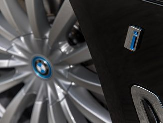 bmw i car electric