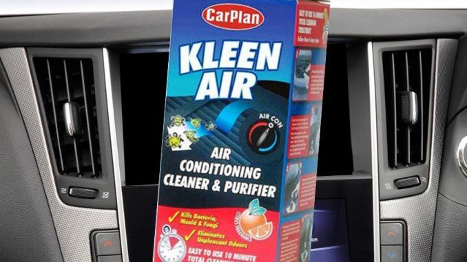 carplan kleen air