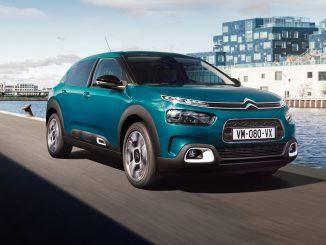 Citroën launches 2018 C4 Cactus