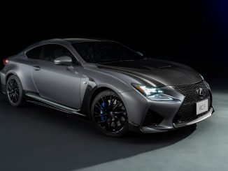 Limited edition Lexus F models to be released