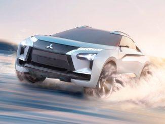 Mitsubishi reveals electric SUV concept
