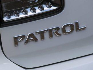 nissan patrol badge