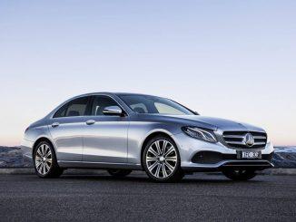 Recall on Mercedes-Benz E-Class