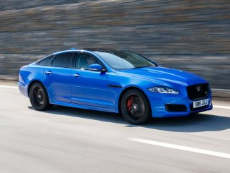 Specs announced for Jaguar XJR575