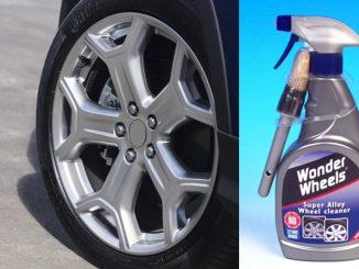 wonder wheels cleaner