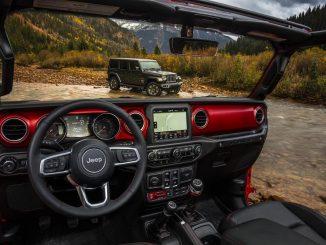 2018 jeep wrangler interior