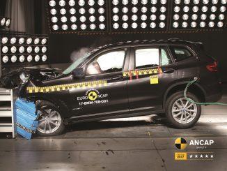 2018 bmw x3 crash test