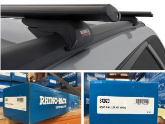 rhino rack roof rack ford mondeo