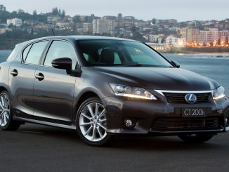 2011 Lexus CT 200h Sports Luxury