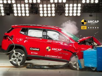 jeep compass ancap crash test