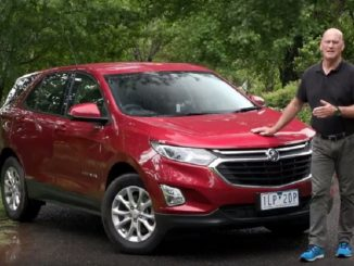 holden equinox video review