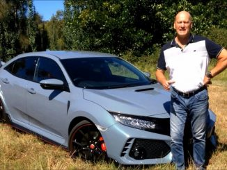 honda civic type R video review