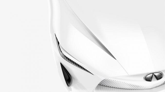 infiniti 2018 concept car
