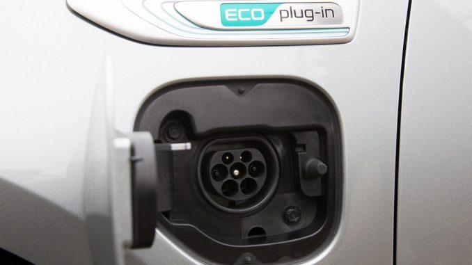 kia plug-in hybrid car
