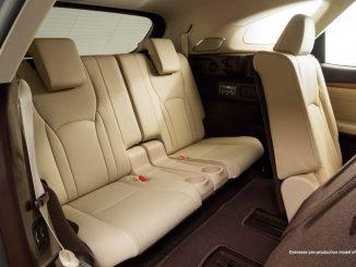 lexus rx seven-seat suv