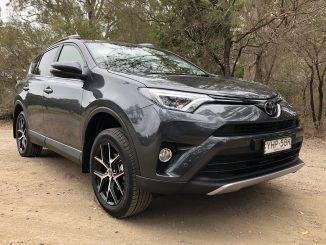 2018 Toyota RAV4 GXL