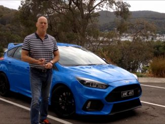 ford focus rs video review
