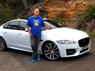 2018 jaguar xf video review