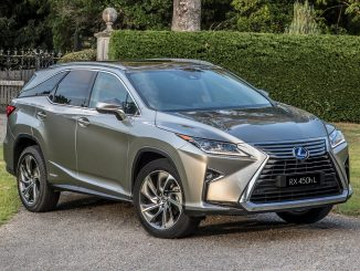 2018 Lexus RX 450hL Sports Luxury
