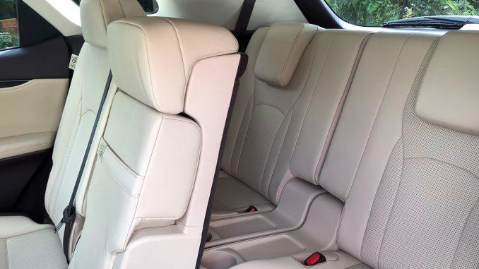 lexus rx seven-seat